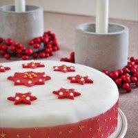 Christmas Cake: Der Weihnachtsklassiker aus England