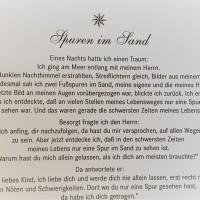 Tut gut: Weihnachtspost aus Sylt